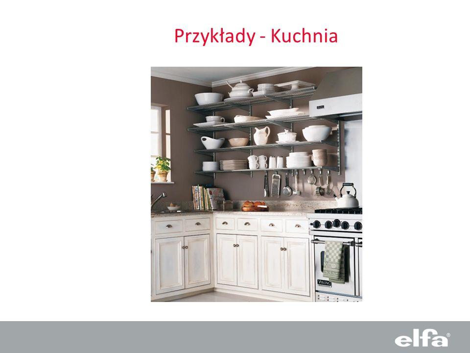 Przykłady - Kuchnia