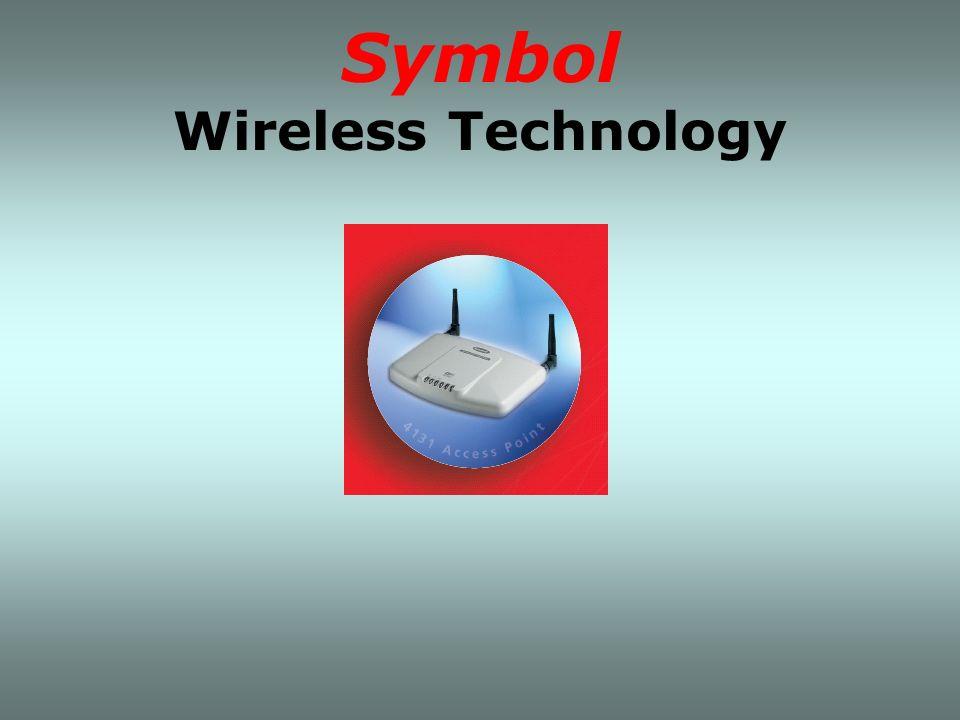 Symbol Wireless Technology