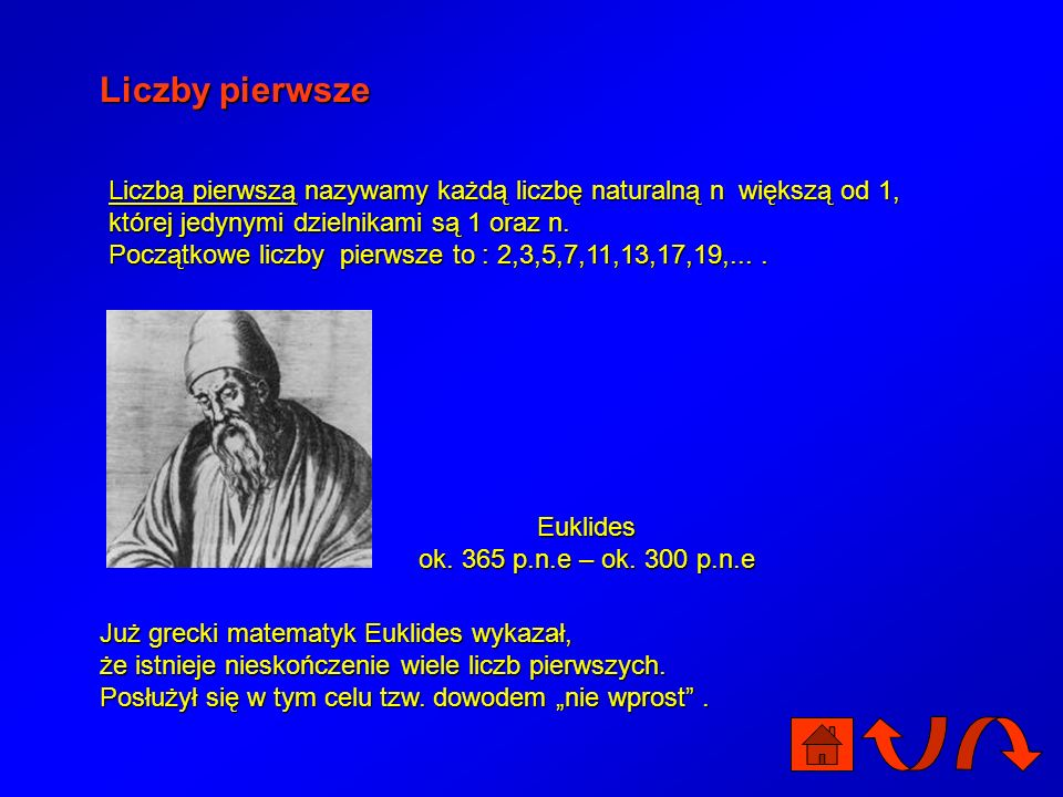 Liczby naturalne mogą także wyrażać porządek – następna liczba naturalna n ustawia się za swoją poprzedniczką, czyli liczbą (n – 1) podążając drogą ku