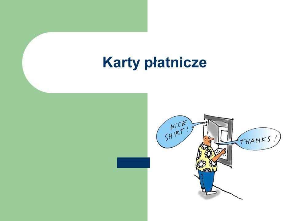 Inne karty Identyfikacyjne Gwarancyjne Lojalnościowe Ich funkcja ograniczona jest do potwierdzenia tożsamości klienta.