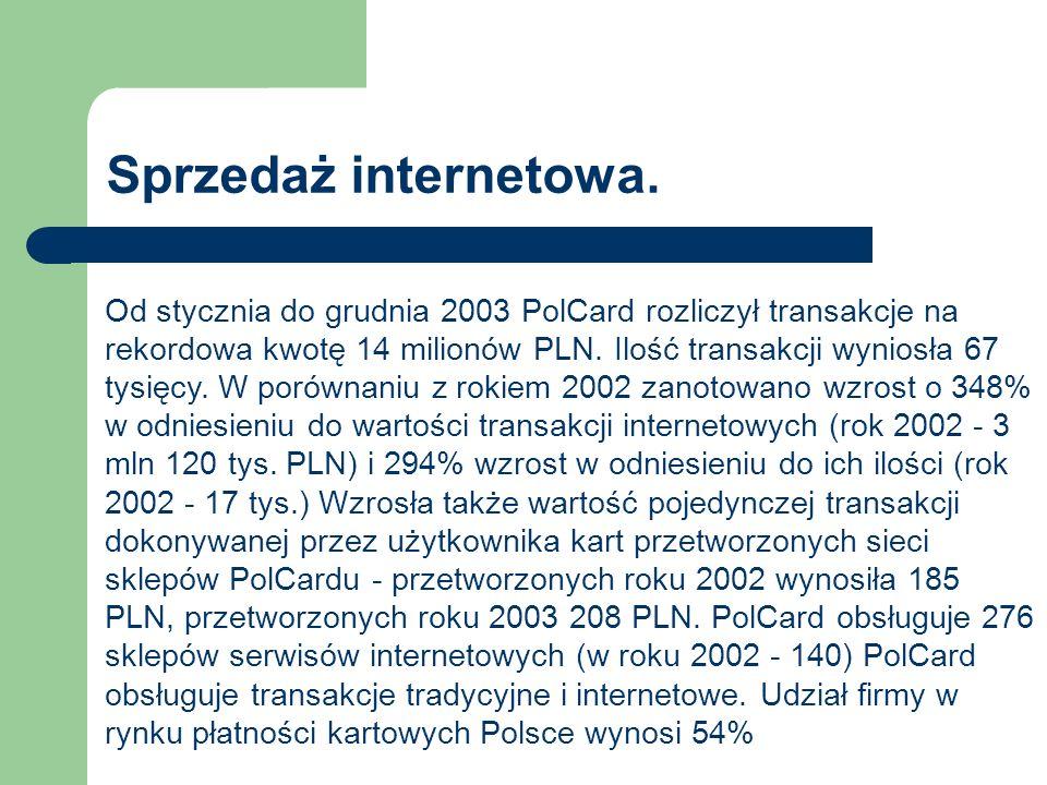 wstecz | do góry PolCard - usługa