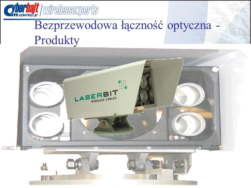 Cyberbajt 2005 Bezprzewodowa łączność optyczna - Produkty