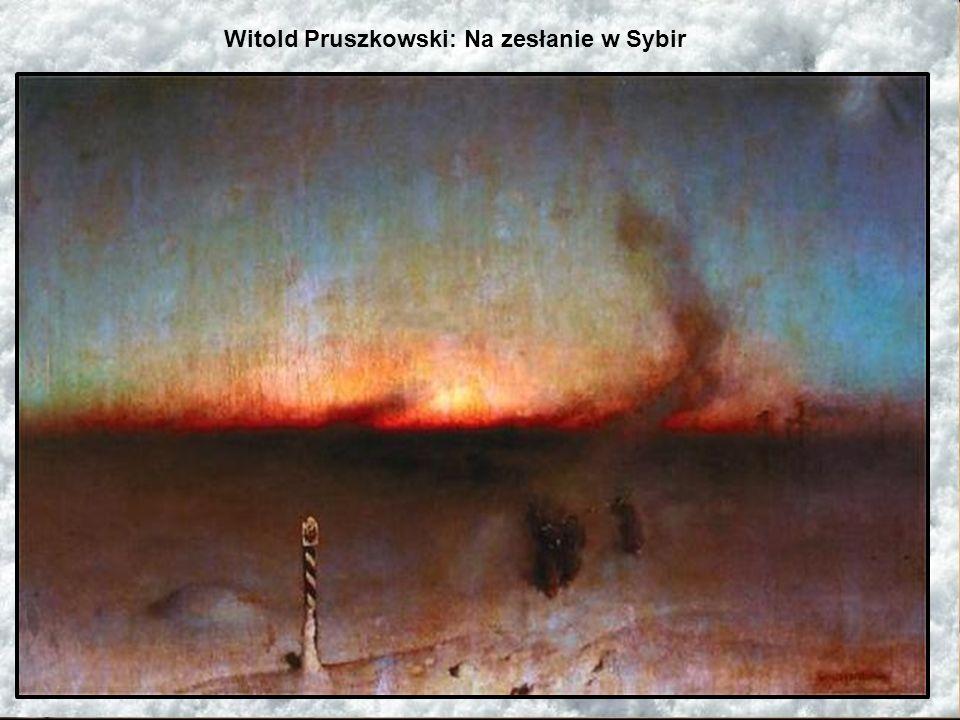 Artur Nikutowski: Zsyłka na Sybir
