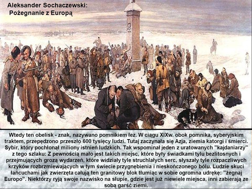 Wśród 16 800 zesłanych na Syberię 23% odbywało katorgę, 12,8% było skazanych na osiedlenie bez katorgi, ale z pozbawieniem wszelkich praw, 8% na zamie
