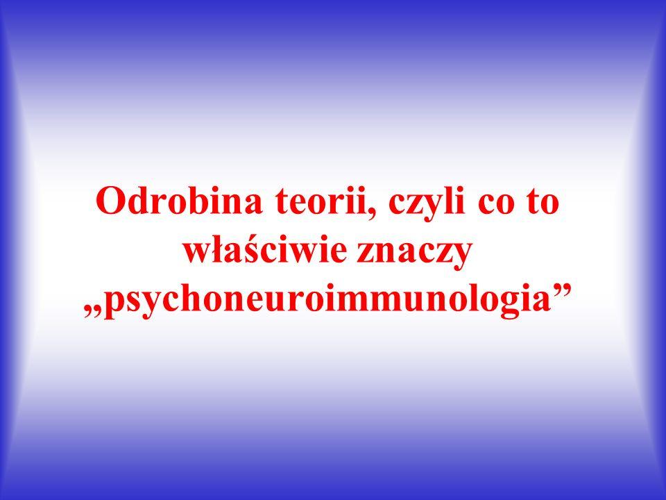 Tam, gdzie psychiatra spotyka internistę, czyli zaburzenia psychiczne w chorobach związanych z układem immunologicznym