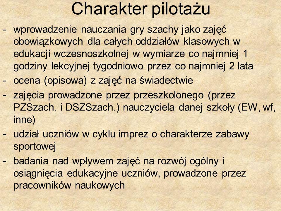 Magdalena Zielińska -Koordynator Ogólnopolskiego Projektu PZSzach.