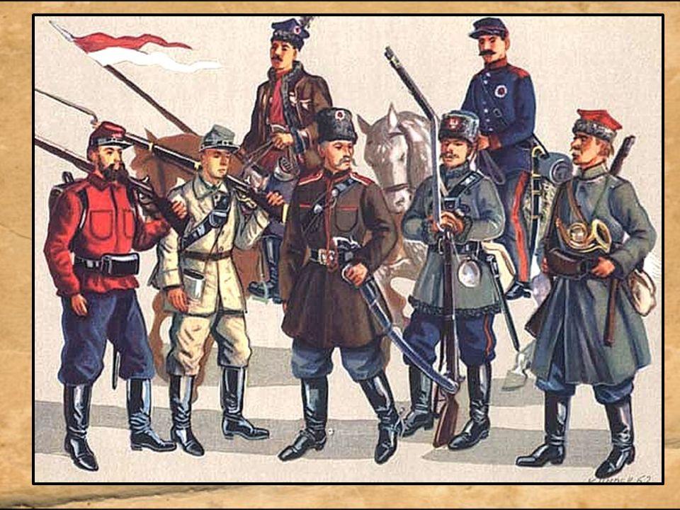 Wybuch powstania W styczniu 1863 w Królestwie Polskim stacjonowała 100 tysięczna armia rosyjska. Zamierzona