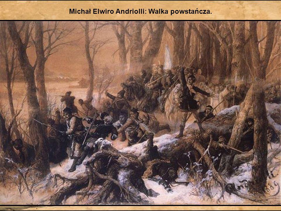 Juliusz Kossak: Powstańcy 1863