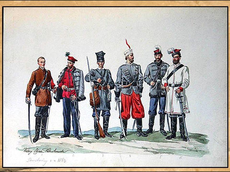 Dyktatorzy powstania Ludwik Mierosławski (od 17 lutego do 11 marca 1863) Marian Langiewicz (od 11 marca do 18 marca 1863) Romuald Traugutt (od 17 paźd