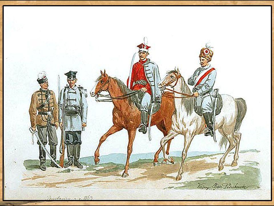 Romuald Traugutt – najważniejsza postać powstania 19 lipca Audytoriat Polowy skazał Traugutta został zdegradowany i skazany na karę śmierci. Wyrok wyk