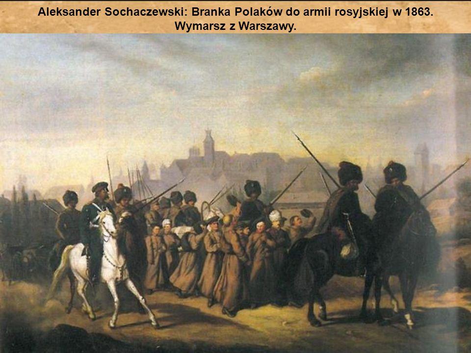 Manifestacje patriotyczne 11 czerwca 1860 pogrzeb wdowy po bohaterze powstania listopadowego generale Józefie Sowińskim stał się wielką manifestacją p