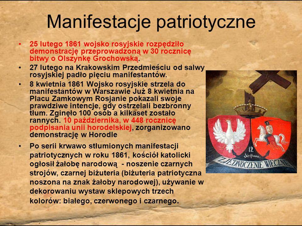 Aleksander Sochaczewski: Branka Polaków do armii rosyjskiej w 1863. Wymarsz z Warszawy.