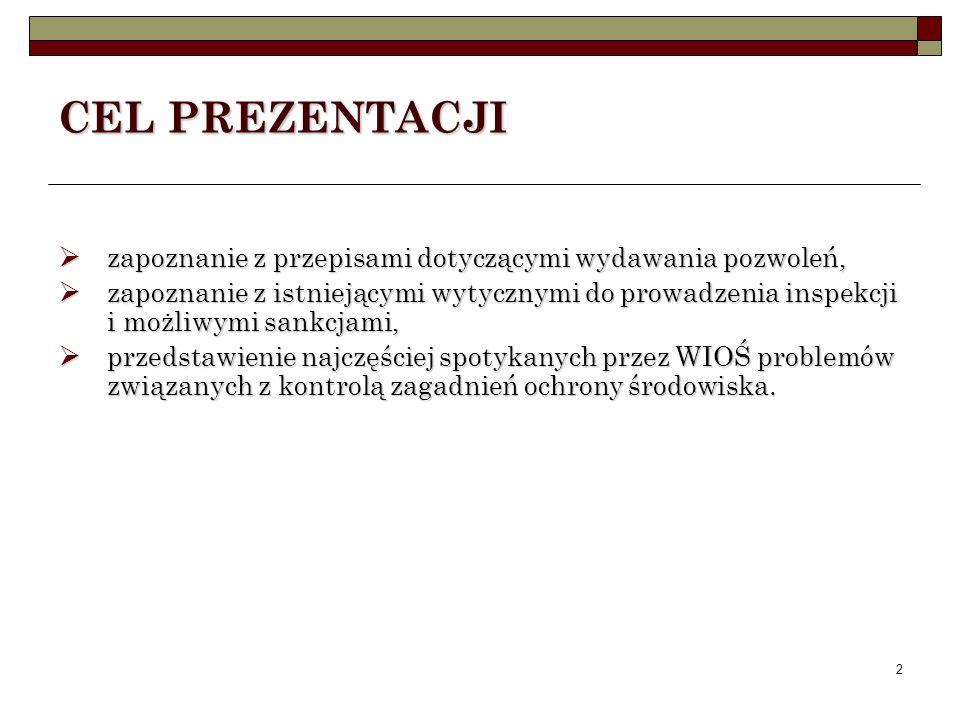 PRZESTRZEGANIE PRZEPISÓW OCHRONY ŚRODOWISKA PRZEZ ZAKŁADY Z BRANŻY DROBIARSKIEJ Warszawa, dnia 28 maja 2009 r. MAŁOPOLSKI WOJEWÓDZKI INSPEKTOR OCHRONY