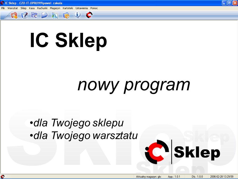 Aktualizacja programu – instalowanie nowej wersji programu Aktualizowanie wersji demo do wersji pełnej 1.