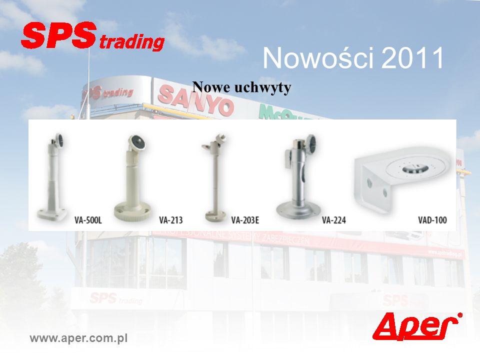 Nowości 2011 www.aper.com.pl Nowe uchwyty