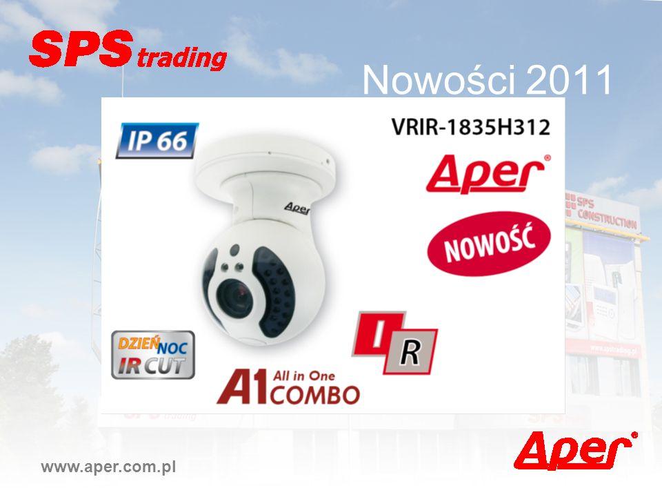 Nowości 2011 www.aper.com.pl