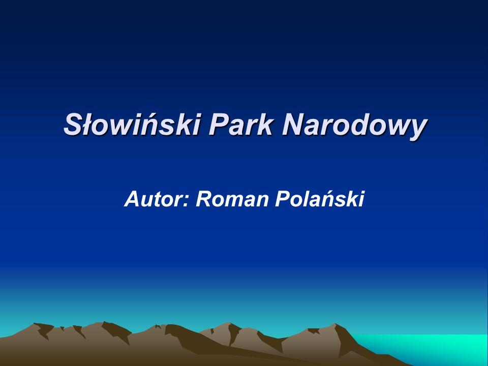 Słowiński Park Narodowy Autor: Roman Polański