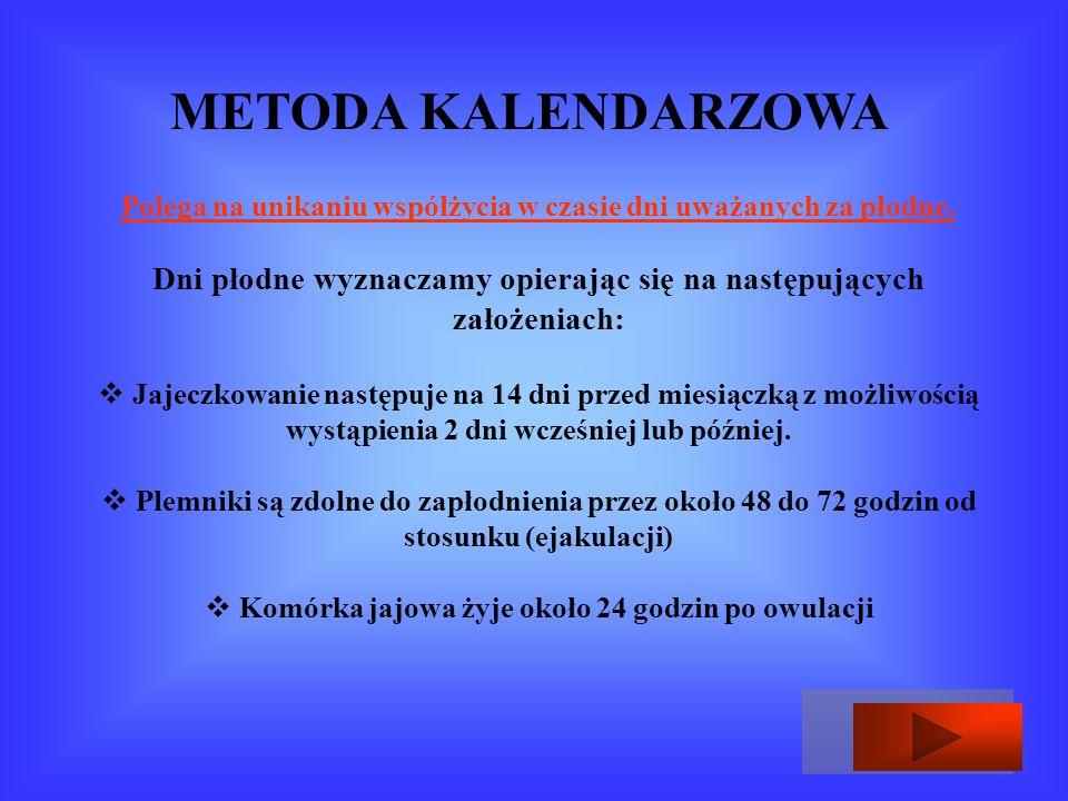 STOSUNEK PRZERYWANY TO NIE JEST METODA ANTYKONCEPCYJNA !!! Raczej rosyjska ruletka !!!