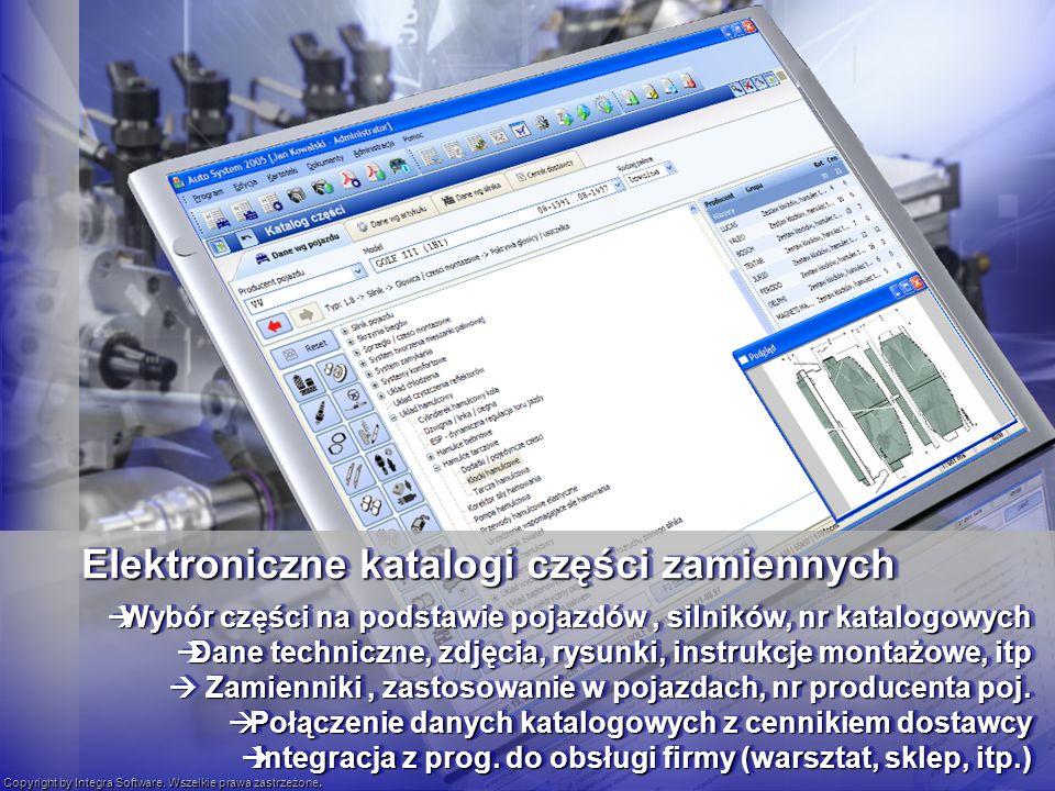 Copyright by Integra Software. Wszelkie prawa zastrzeżone.
