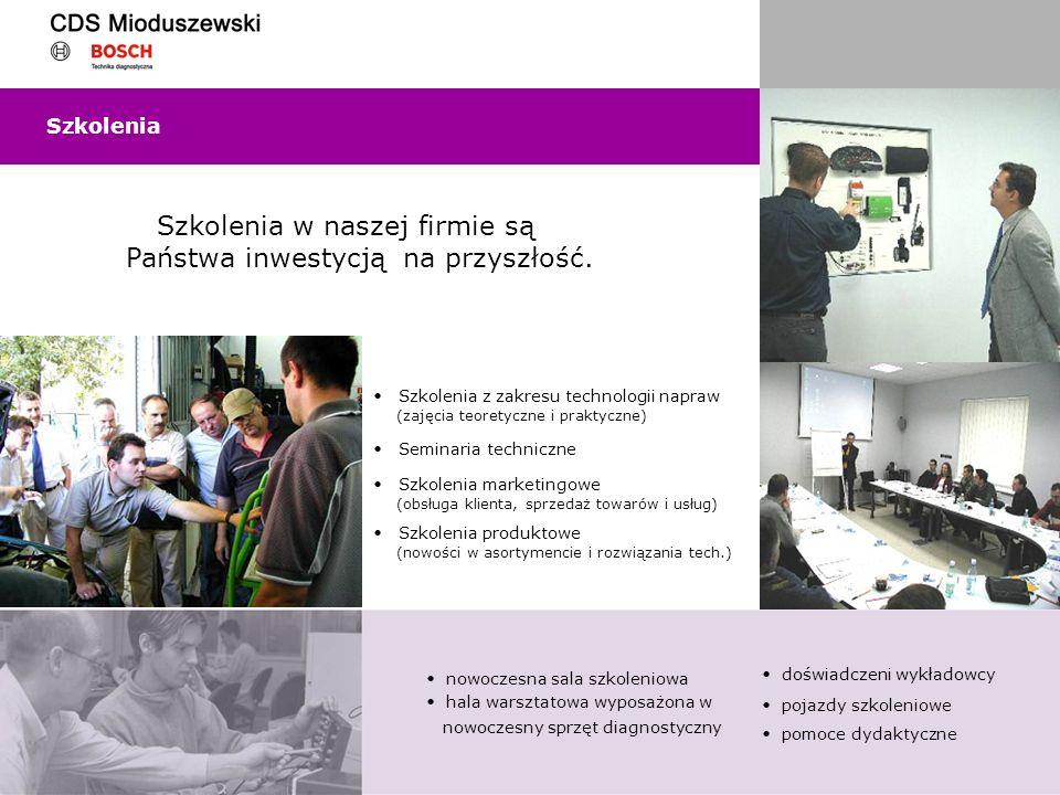 Szkolenia Szkolenia w naszej firmie są Państwa inwestycją na przyszłość. Szkolenia marketingowe (obsługa klienta, sprzedaż towarów i usług) Szkolenia