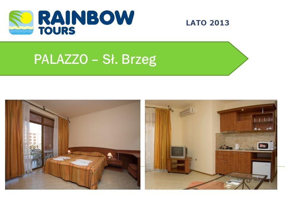 PALAZZO – Sł. Brzeg LATO 2013