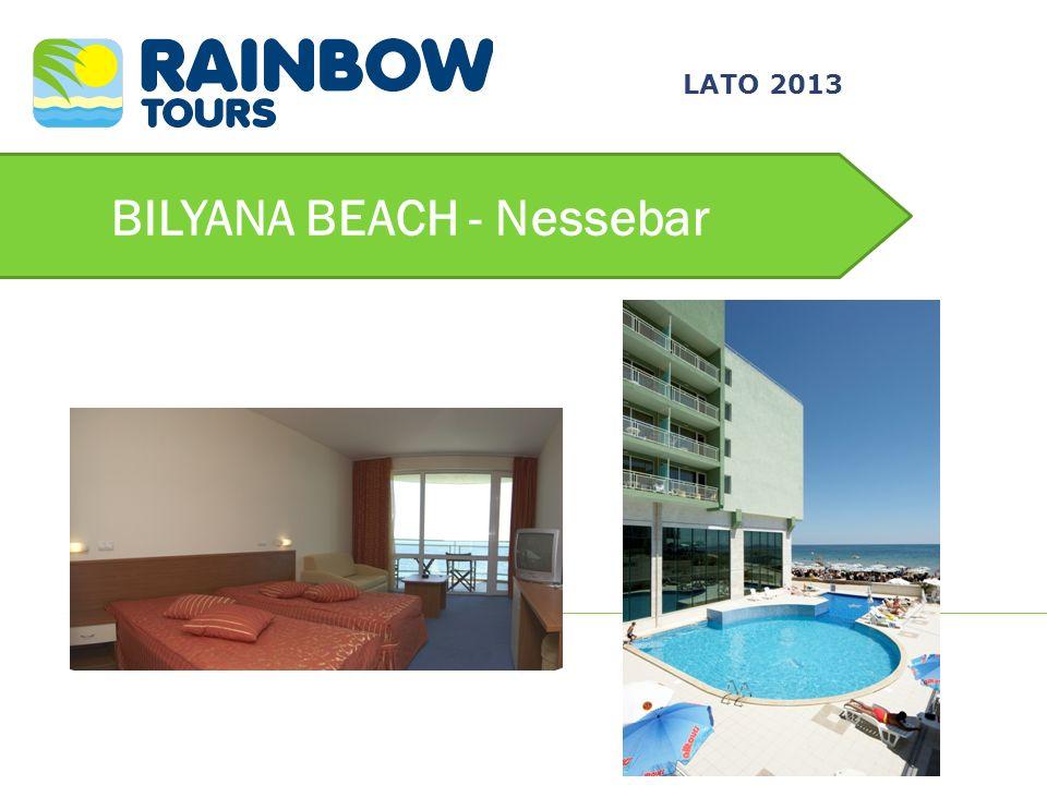 BILYANA BEACH - Nessebar LATO 2013