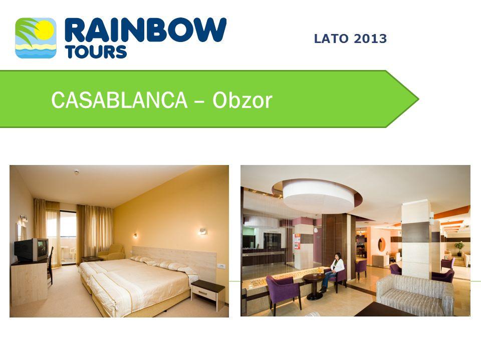 CASABLANCA – Obzor LATO 2013