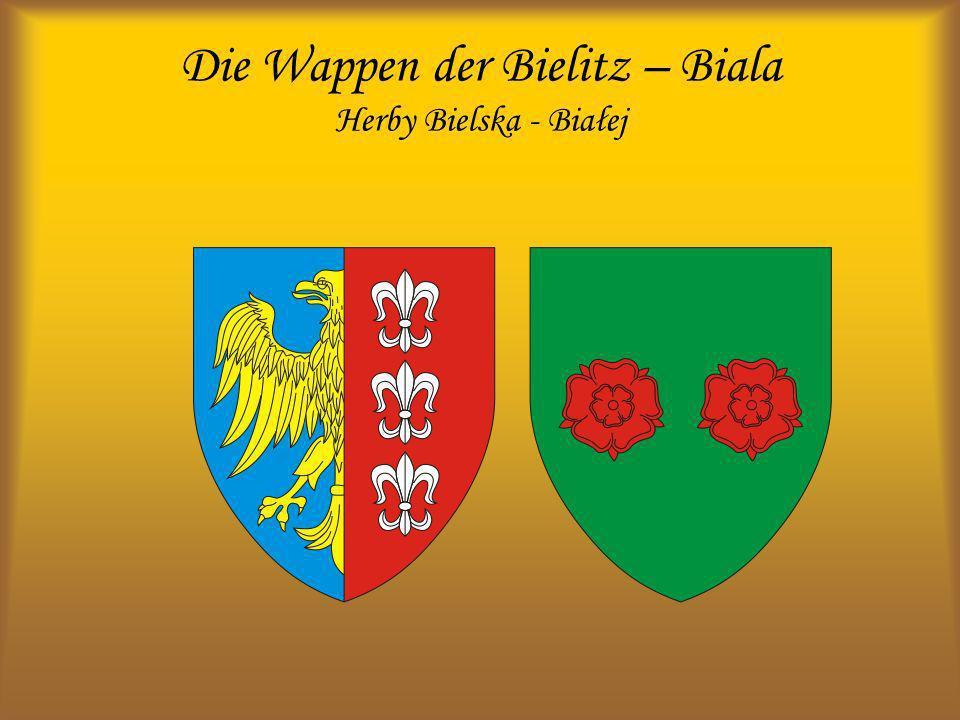 Die Wappen der Bielitz – Biala Herby Bielska - Białej