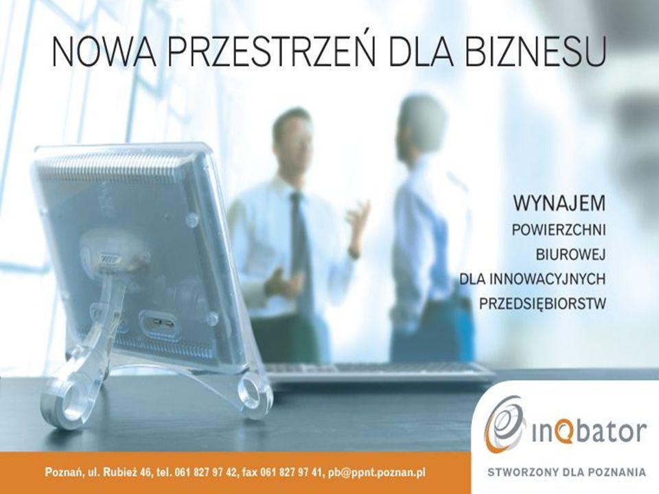 Misja Inkubator ma na celu poprawę konkurencyjności oraz innowacyjności Wielkopolski poprzez wspieranie tworzenia i rozwoju przedsiębiorstw opartych na wiedzy, innowacjach i nowych technologiach.