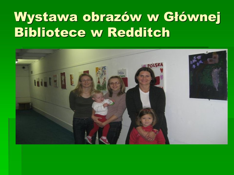 Październik 2011 Dożynki (Polish Ha rvest Festival)- Święto Plonów w Kidderminister
