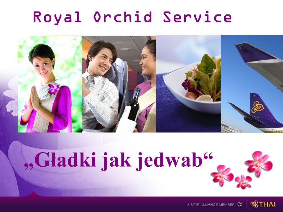Royal Orchid Service Gładki jak jedwab