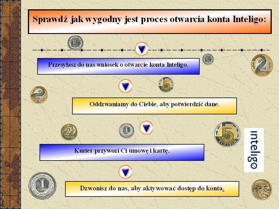Oto te cenne adresy: www.stoczek.infocentrum.com.pl www.bankier.pl www.m2m.konta-internetowe.pl www.inteligo.pl www.mbank.com.pl www.multibank.pl www.bph.pl www.pkobp.pl www.pekao.com.pl