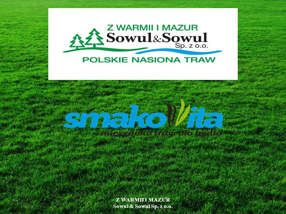Z WARMII I MAZUR Sowul & Sowul Sp. z o.o.