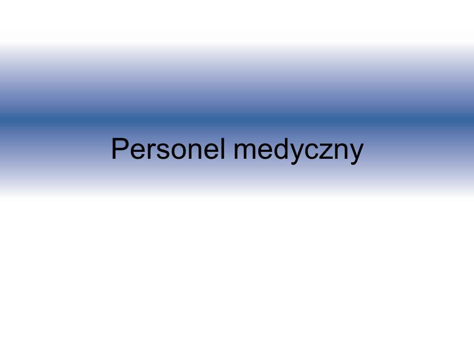 Personel medyczny