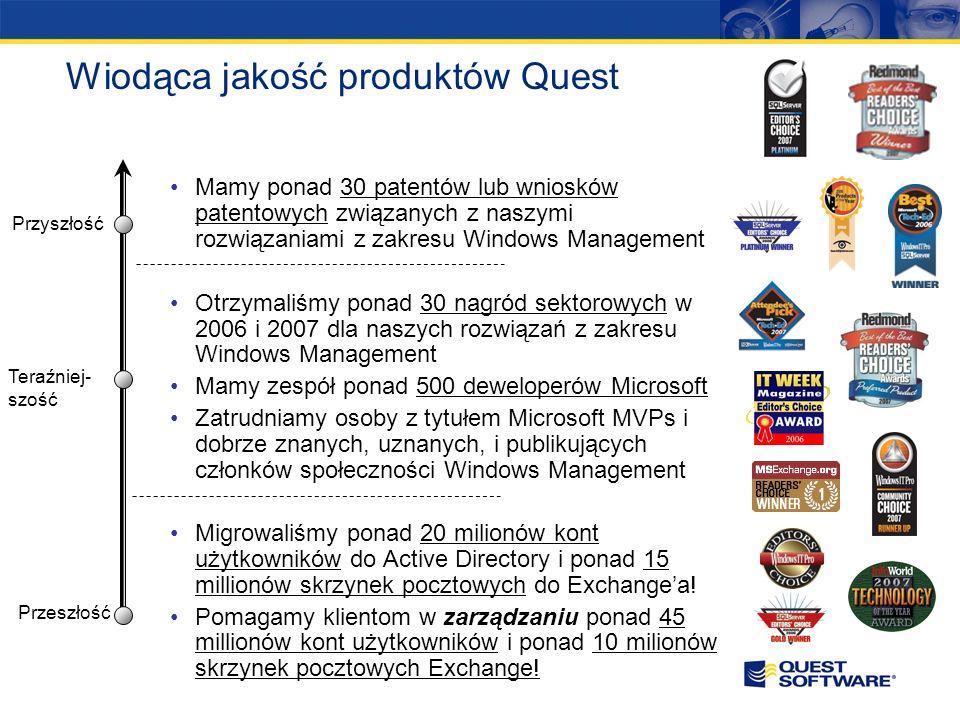 Vintela Authentication Services Vintela Authentication Services umożliwia centralizację zarządzania grupami i użytkownikami AD dla środowiska Windows