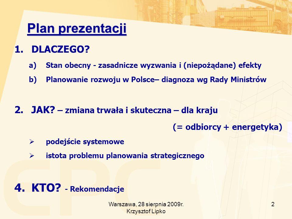 2 Plan prezentacji 1.DLACZEGO.