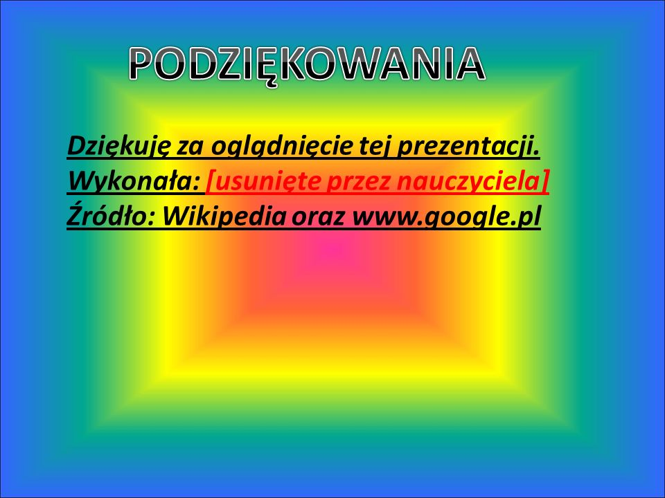 4. POLE Pole kwadratu: a*a