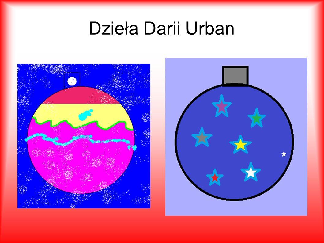 Dzieła Darii Urban