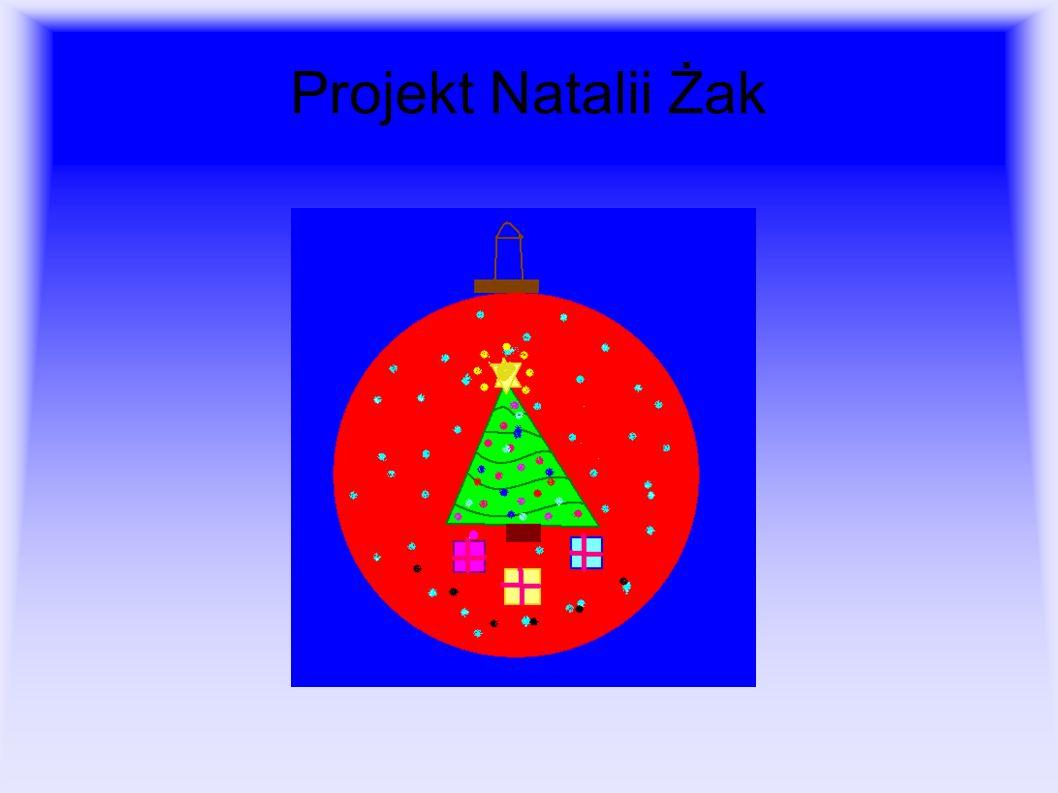 Projekt Natalii Żak