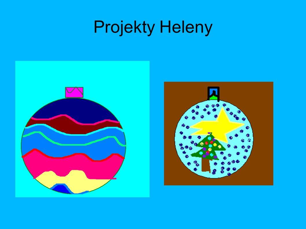 Projekty Heleny