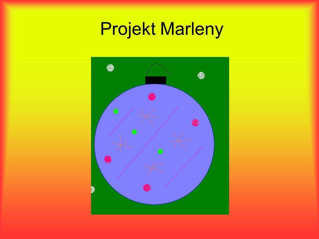 Projekt Marleny
