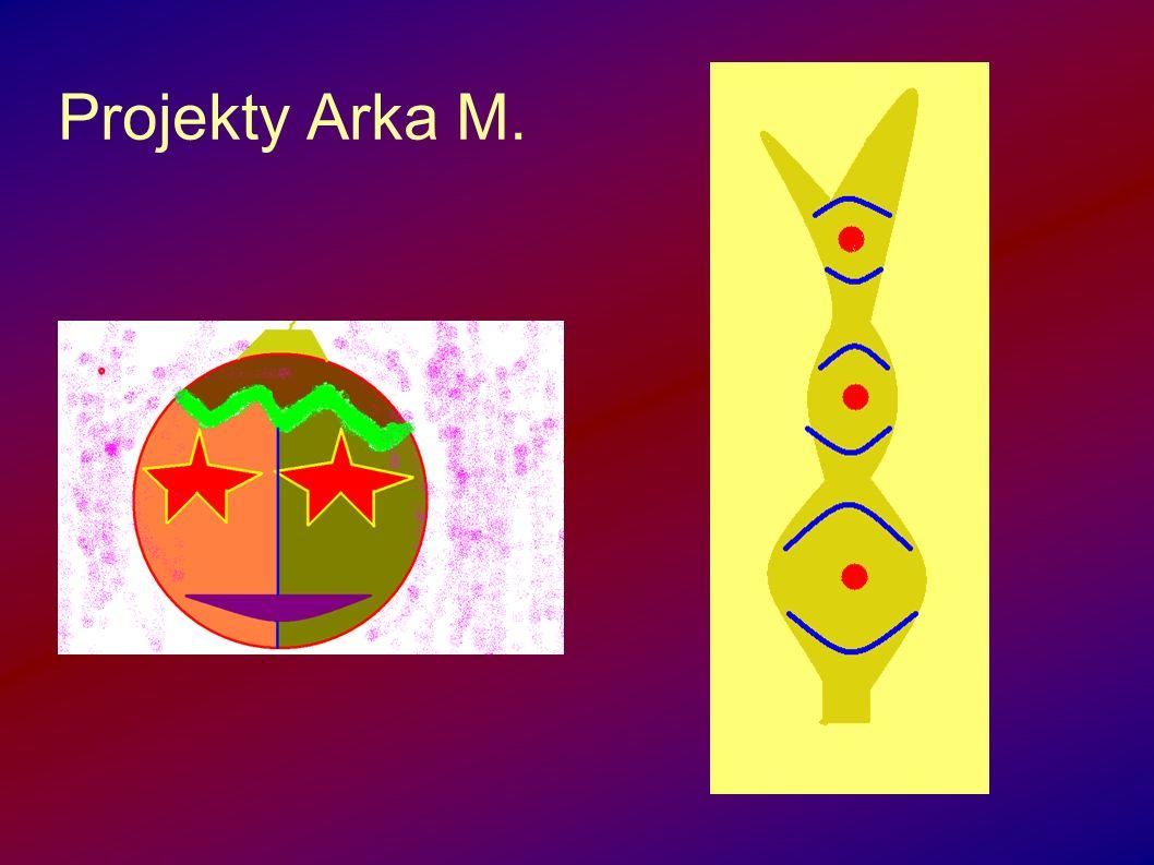Projekty Arka M.