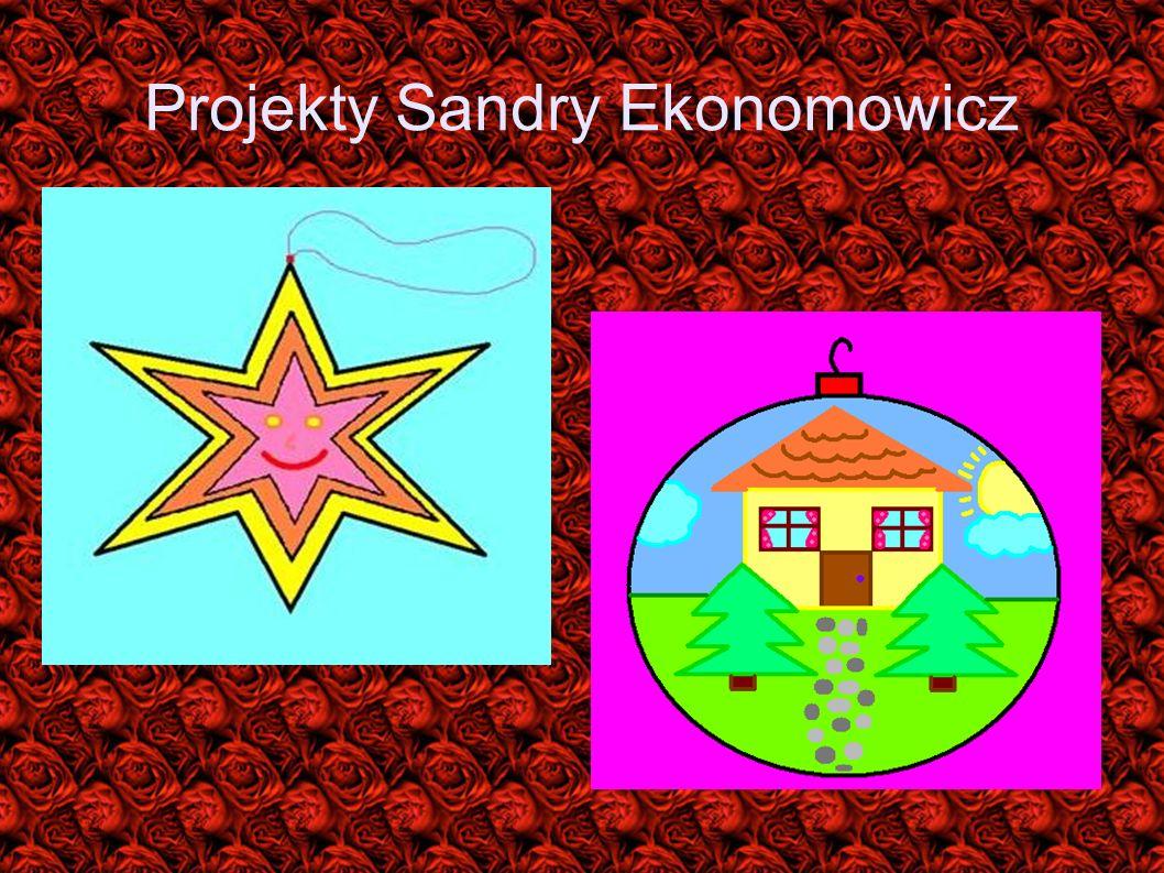 Projekty Sandry Ekonomowicz