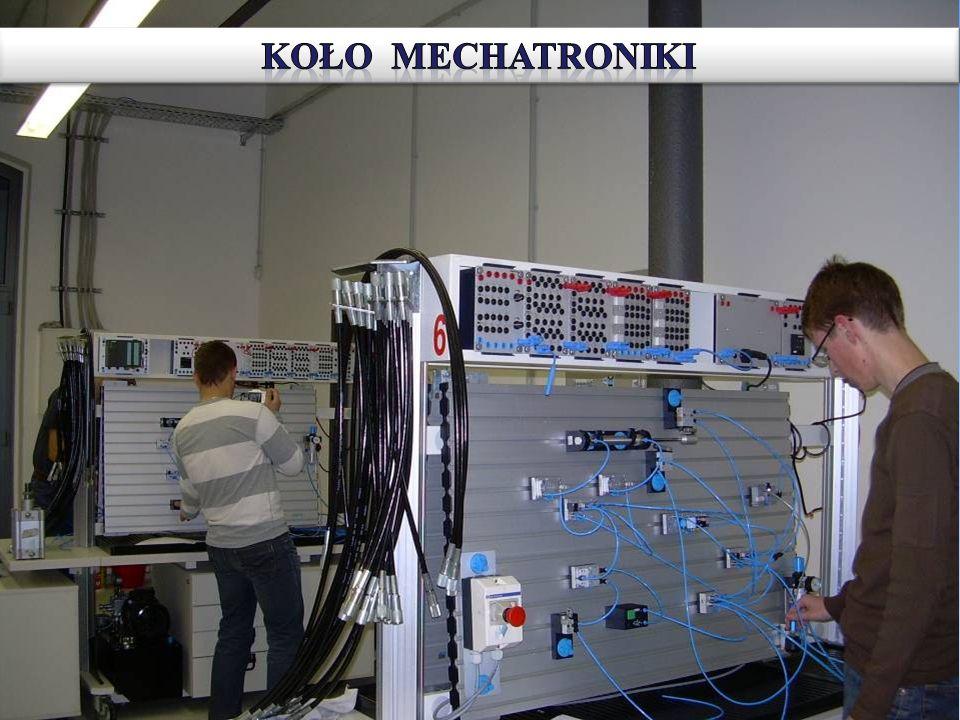 Stanowiska przygotowane do egzaminów zawodowych z mechatroniki