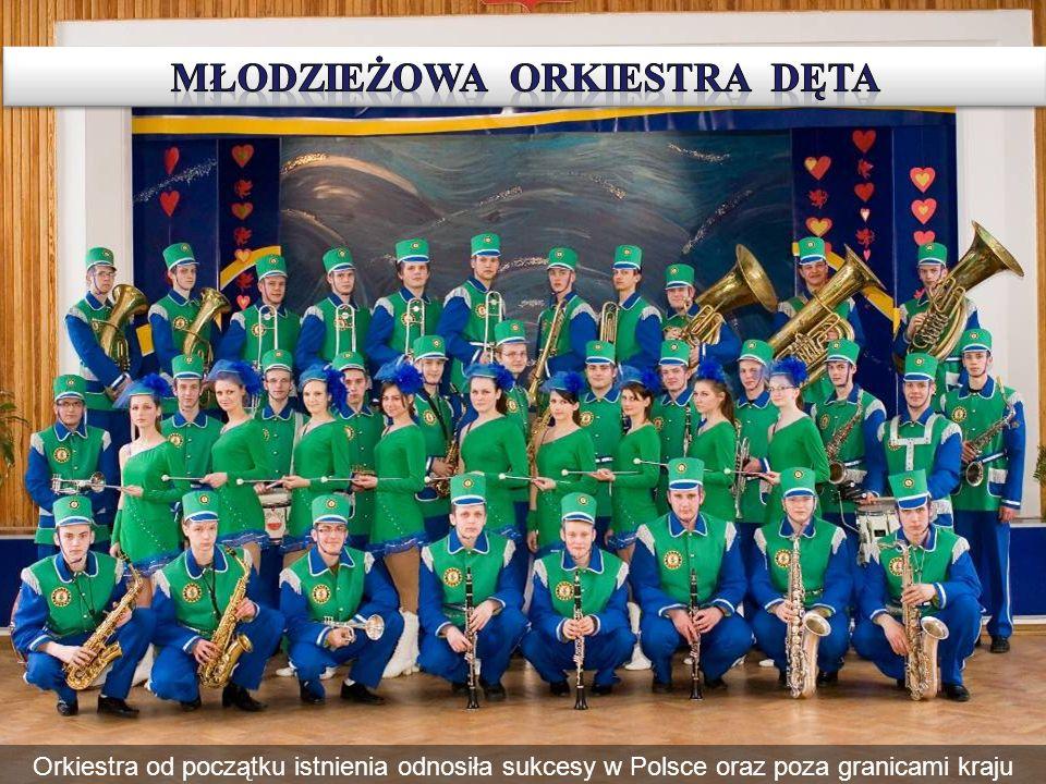 Orkiestra od początku istnienia odnosiła sukcesy w Polsce oraz poza granicami kraju