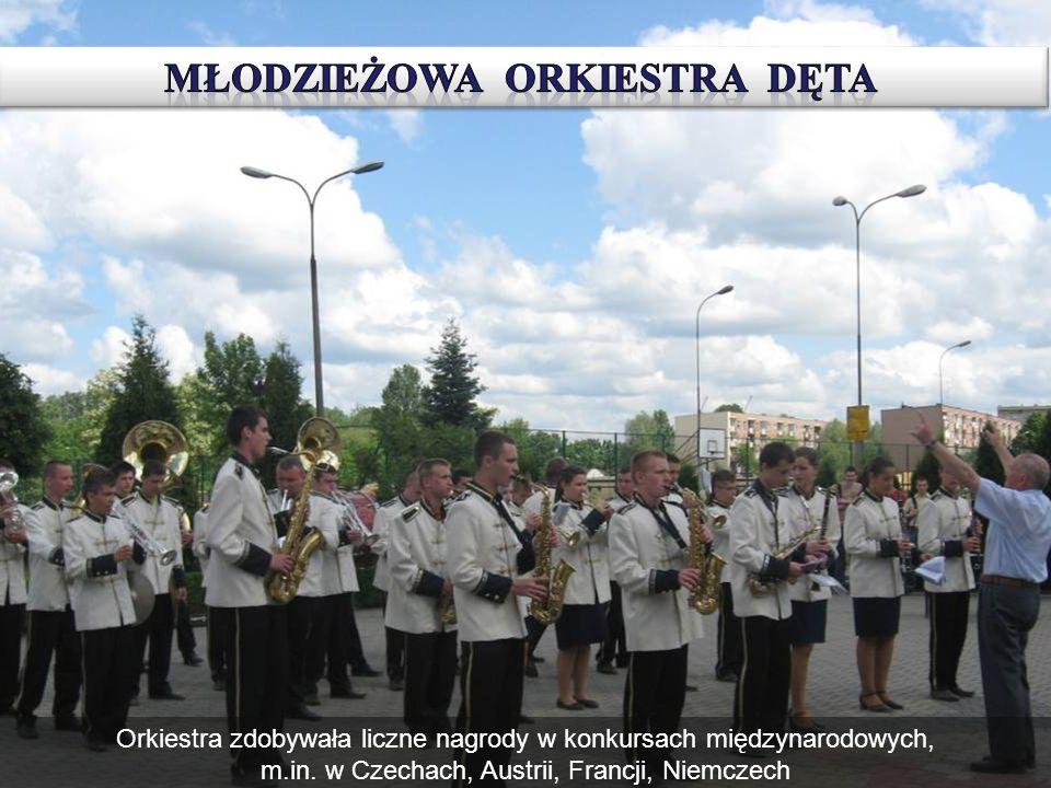Orkiestra zdobywała liczne nagrody w konkursach międzynarodowych, m.in. w Czechach, Austrii, Francji, Niemczech
