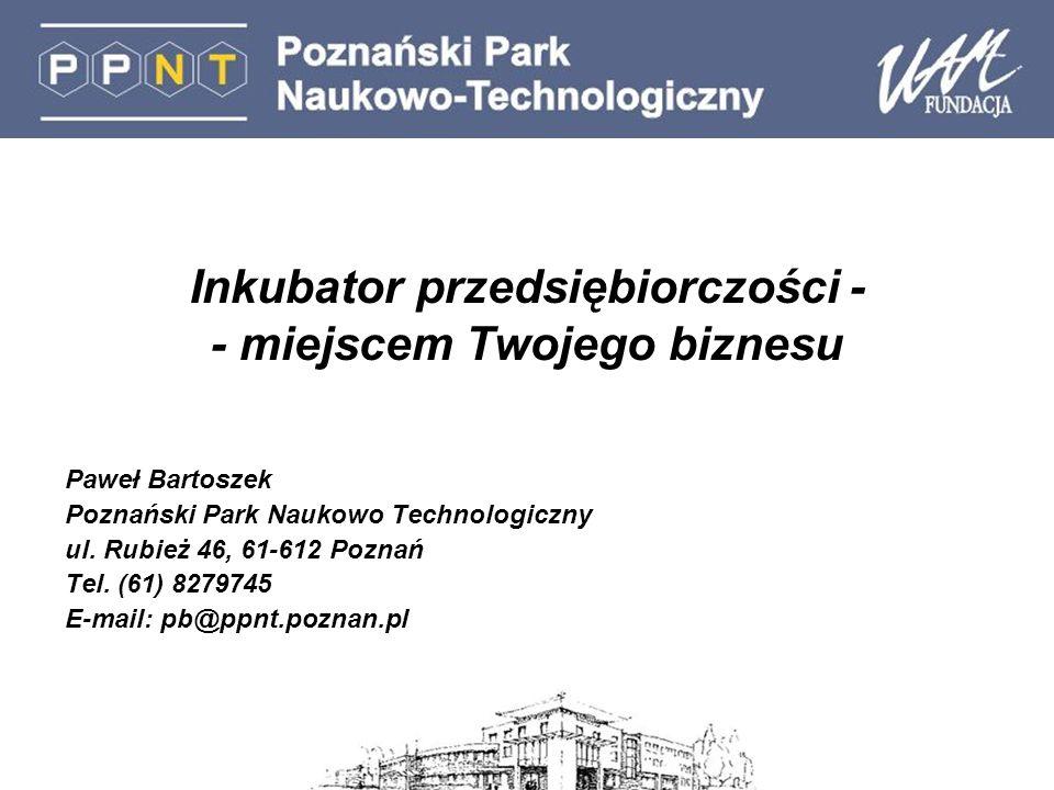 Oszczędność Przedsiębiorca zaoszczędzi 15 000 zł lokując swoją firmę w Inkubatorze!!!