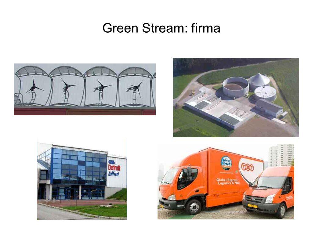 Green Stream: firma