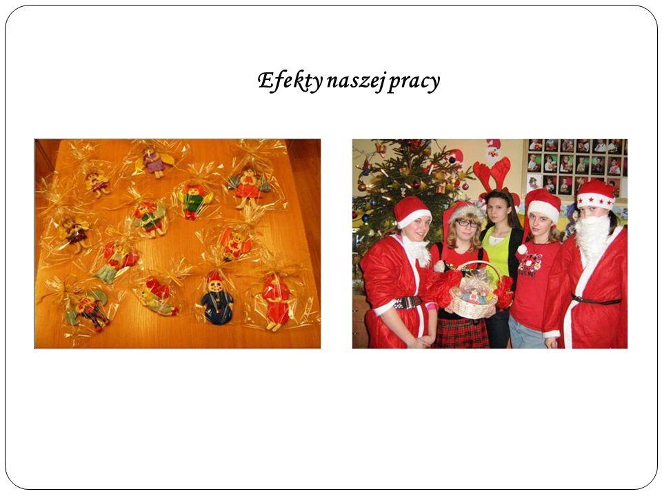 16 grudnia br. odwiedziłyśmy dzieci z Niepublicznego Przedszkola Misiowa Chatka.
