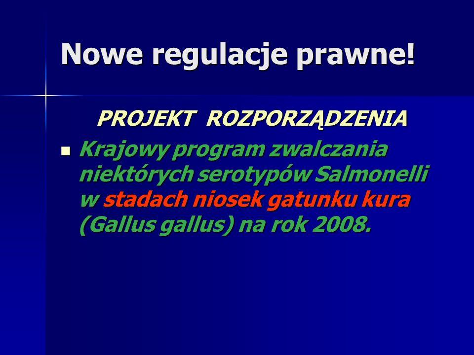 Przepisy krajowe Rozporządzenie Rady Ministrów z dnia 28 marca 2007 r. w sprawie wprowadzenia